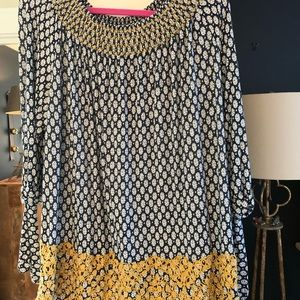 fever peasant top